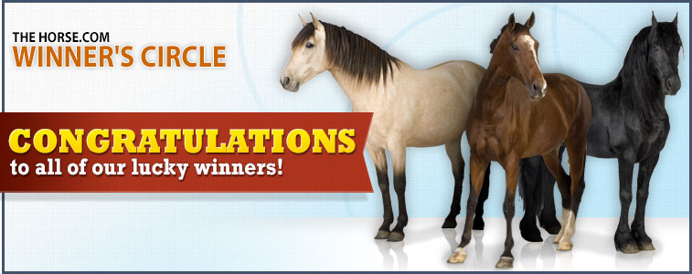 Horse.com Contest Winners