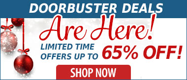 Shop Our Doorbuster Deals