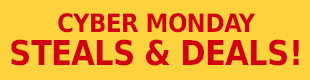 Cyber Monday Exclusives and Specials