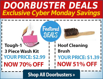 Doorbuster Limited Time Offers Save up to 65%