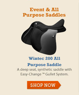 Wintec 200 All Purpose Saddle
