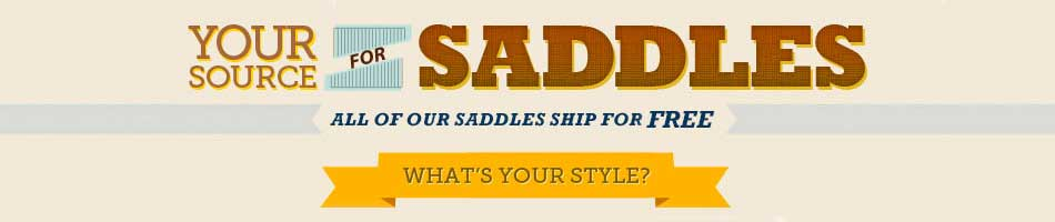 Horse.com Your Source for Saddles! All of our saddles ship for free!